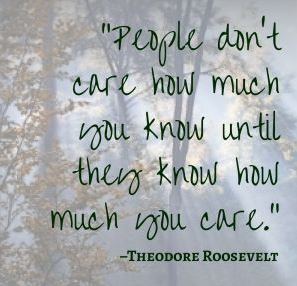 People Don't Care What U Know
